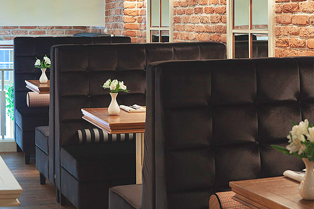 На Пушечной открылся ресторан итальянской кухни Insolito. Изображение № 3.