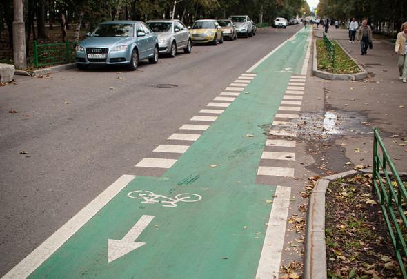 Итоги недели: Велодорожки в Москве. Изображение № 4.
