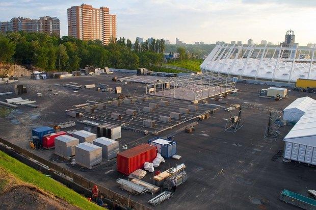 НСК «Олимпийский» снова будут реконструировать. Зображення № 2.