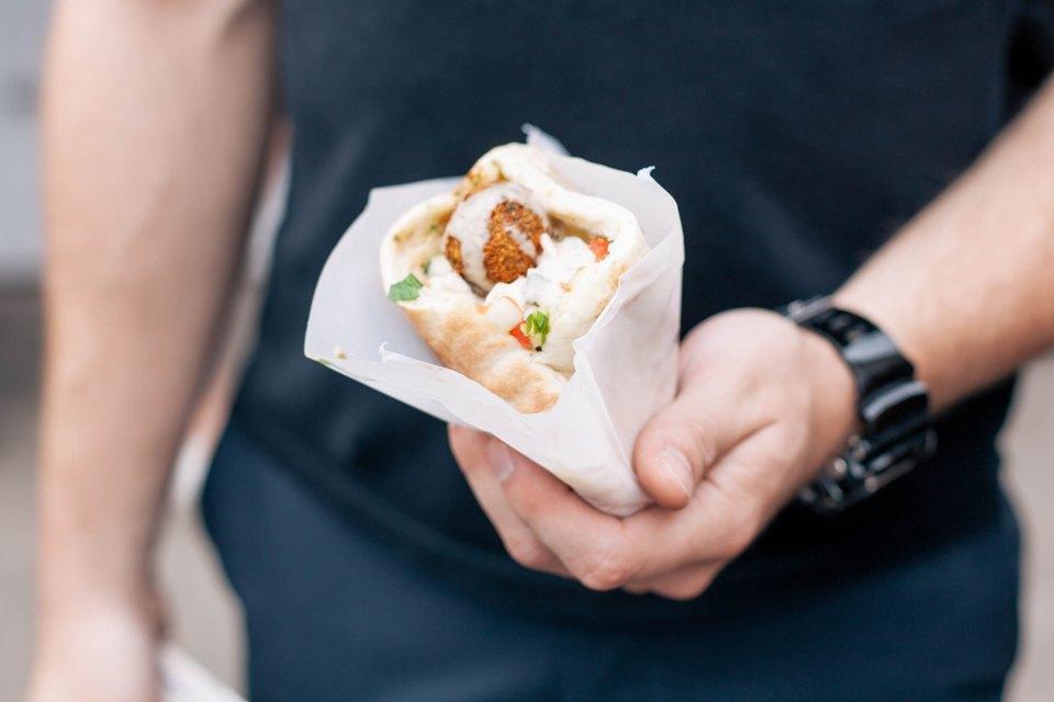 Как прошёл юбилейный Городской маркет еды. Изображение № 12.