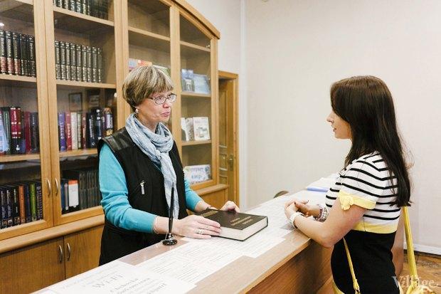 Люди в городе: Кто берёт книги в библиотеках. Изображение № 15.