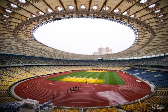 Фоторепортаж: «Олимпийский» изнутри. Зображення № 2.
