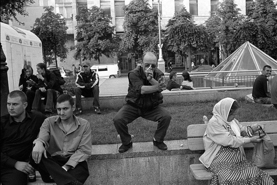 Камера наблюдения: Киевглазами Ивана Черничкина. Зображення № 10.