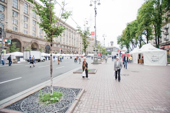 Фоторепортаж: Улица футбола — фан-зона на Крещатике. Зображення № 13.