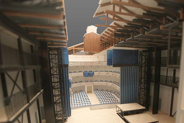 Каменноостровский театр откроется после пятилетний реконструкции. Изображение № 7.