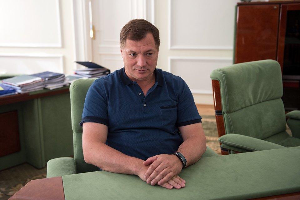 Вице-мэр Марат Хуснуллин: «Поуровню благоустройства Москве равныхнет». Изображение № 1.