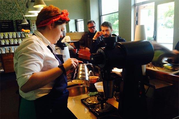 Где пить кофе вОсло. Изображение № 18.