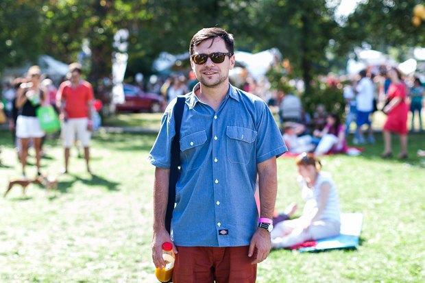 Люди в городе: Посетители фестиваля «О да! Еда!». Изображение № 30.