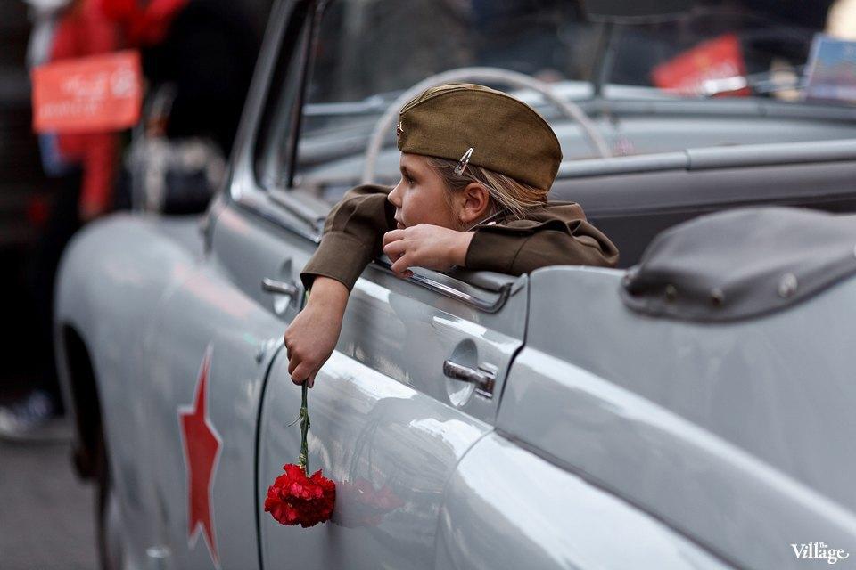 Фоторепортаж: День Победы в Петербурге. Изображение № 21.