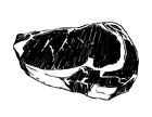Части тела: Из чего сделаны стейки в ресторанах. Изображение №2.
