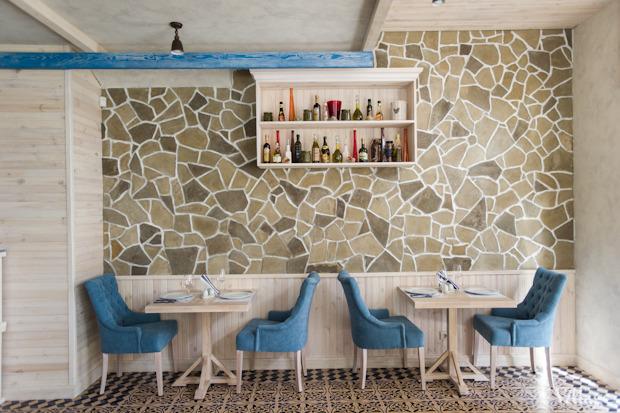 Новое место (Киев): Ресторан «Баркас. Рыба и вино». Изображение № 21.