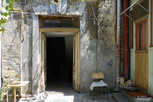 По ту сторону: Прогулка по одесским дворикам. Зображення № 43.