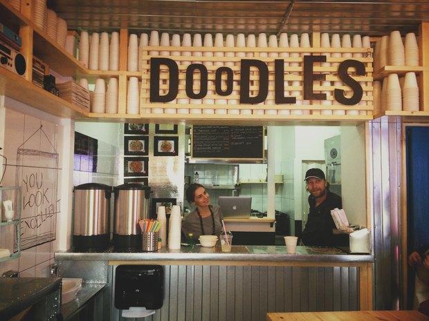 На Покровке открылось небольшое паназиатское кафе Doodles. Изображение № 2.