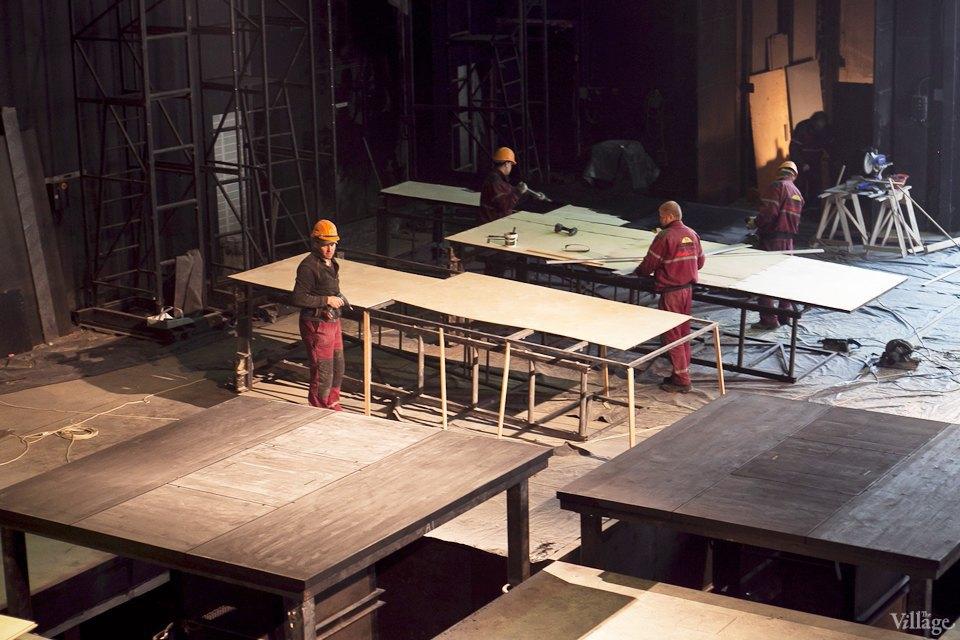 Фоторепортаж: Вторая сцена Александринского театра. Изображение № 17.