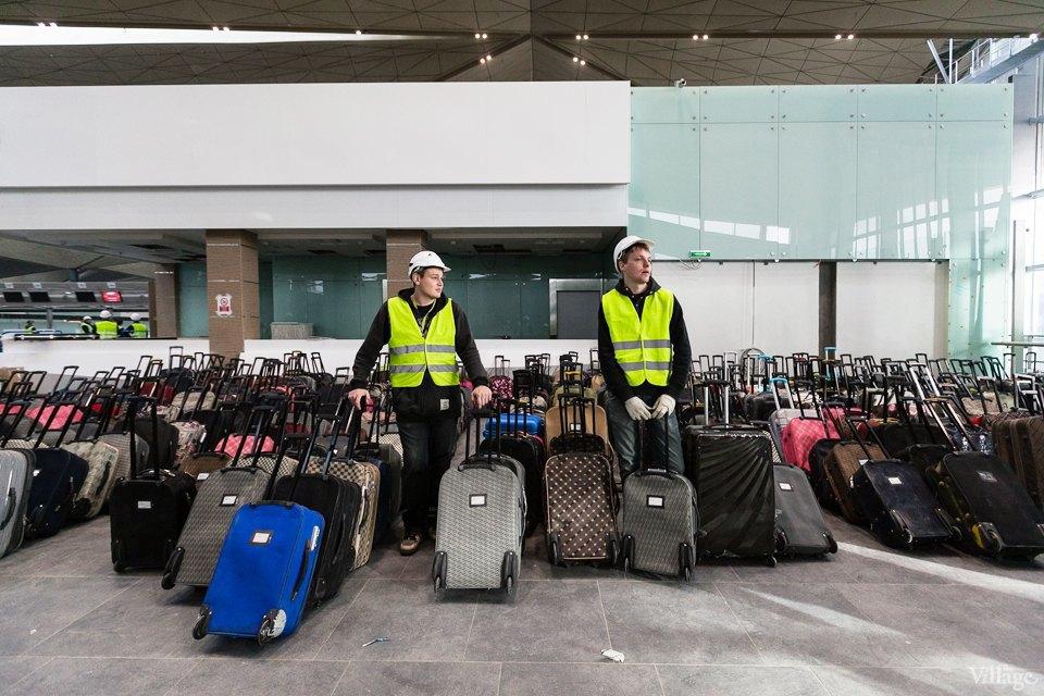 Тест The Village: Как работает новый терминал аэропорта Пулково. Изображение № 31.