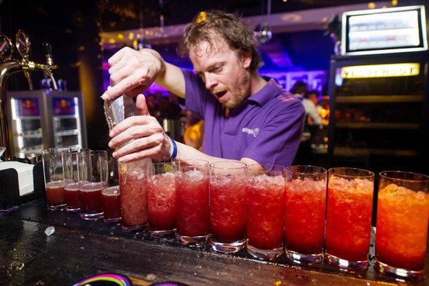 Интервью: Создатели лондонского бара Trailer Happiness — о барной культуре. Изображение № 11.