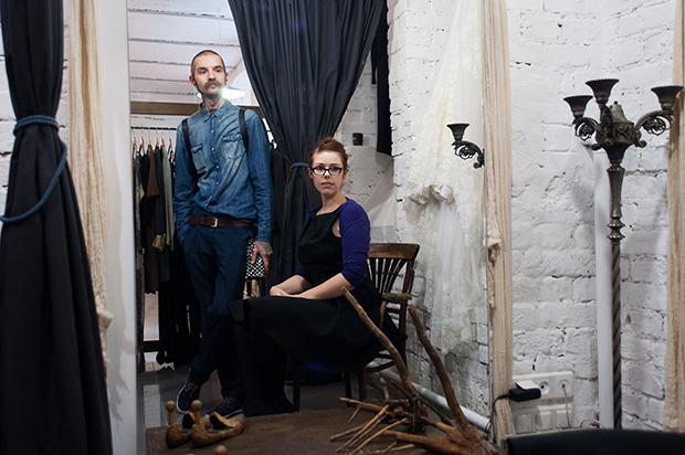 Вторая Poloвинка: Йен Левин и Соня Плакидюк. Изображение № 13.