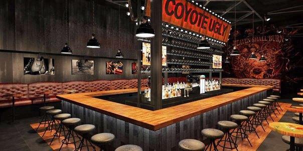 В Киеве откроют бар «Гадкий койот». Зображення № 2.