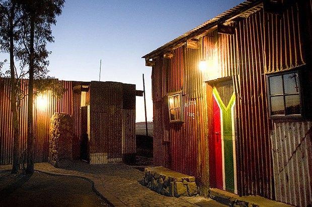 Как устроен пятизвёздочный отель вафриканских трущобах. Изображение № 5.