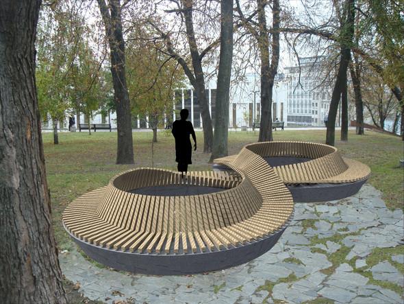 В Киеве появятся новые скульптуры Kiev Fashion Park. Зображення № 2.