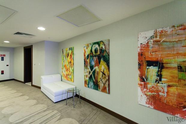 На Подоле открылся Radisson Blu Hotel. Зображення № 23.