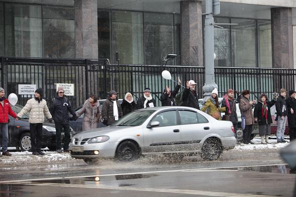 Близкое окружение: Участники акции «Белый круг» о проблемах Москвы. Изображение № 17.