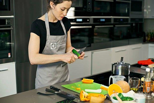 Шеф дома: Ростбиф-салат и тыквенная каша Мириам Сехон. Изображение № 51.