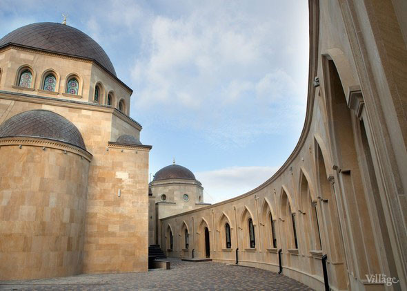 В Киеве открылась первая мечеть. Изображение № 1.