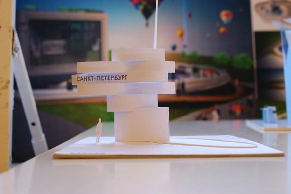 Стелу на въезд в город создаст молодое архитектурное бюро. Изображение № 2.