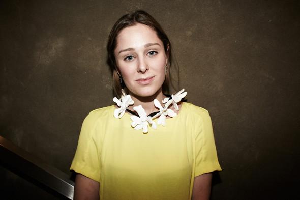 На Полине — украшение Marni at H&M. Изображение № 4.