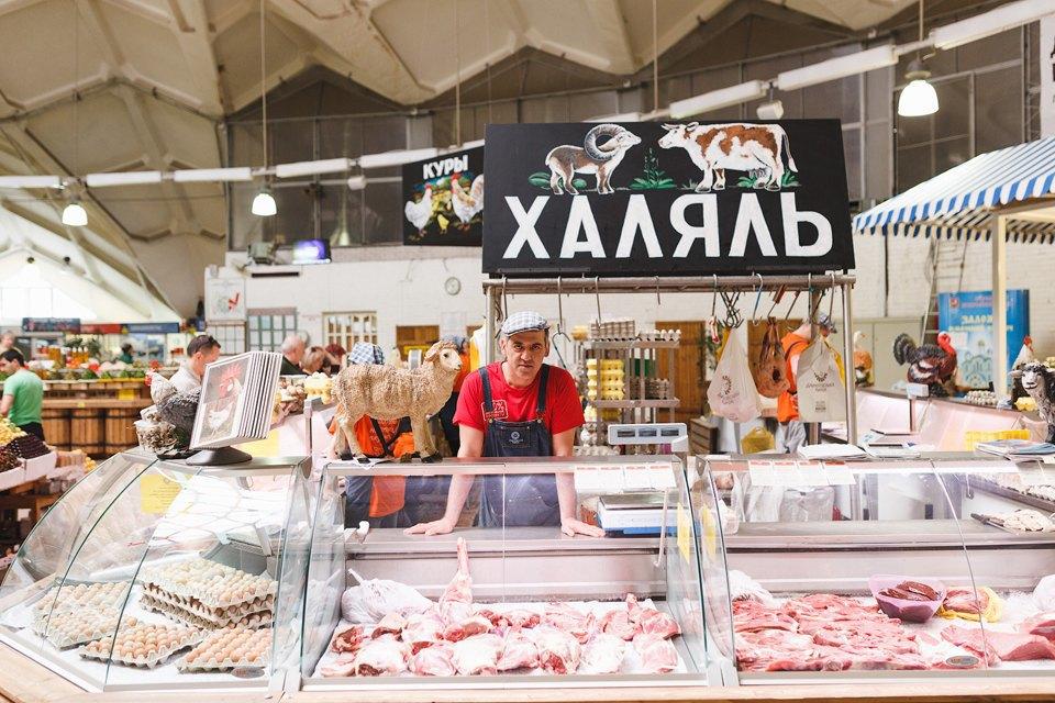 Директор Даниловского рынка Максим Попов: «Рынок за 50 миллионов долларов — дорогое удовольствие». Изображение № 16.