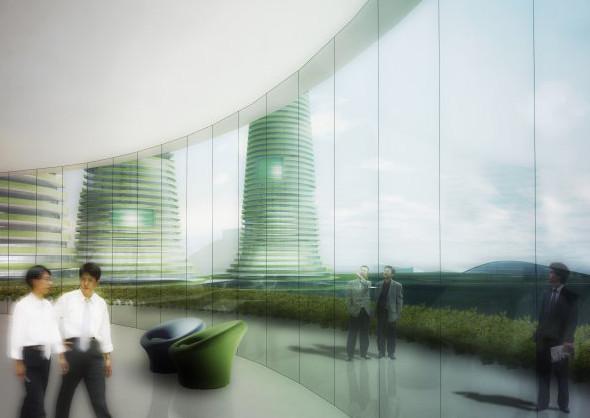 Изображение 56. Новый урбанизм: Города-спутники будущего. Часть 1.. Изображение №1.