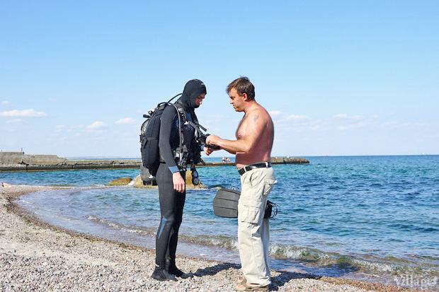 На воде: Виндсёрфинг, вейкбординг и дайвинг в Одессе. Зображення № 44.