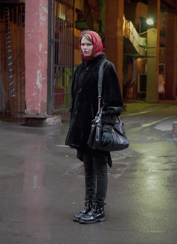 Внешний вид: Лия Серж, модель. Изображение № 1.