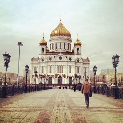 Дневник хостела: Как живут туристы в Москве. Изображение № 24.