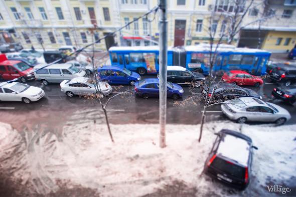 Белым по серому: Итоги снежного января в Киеве. Зображення № 11.