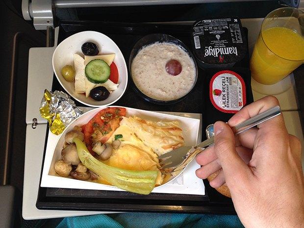 Стамбул — Йоханнесбург,Turkish Airlines. Изображение № 1.