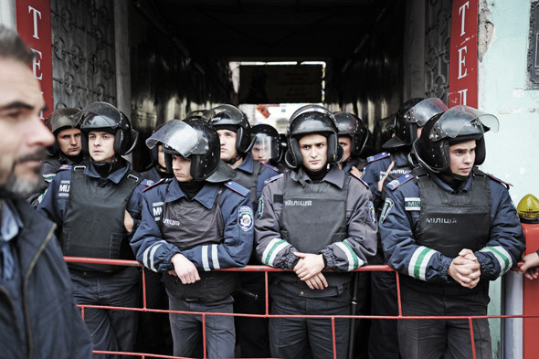 Copwatch: Действия милиции на Крещатике в день оглашения приговора Юлии Тимошенко. Зображення № 1.