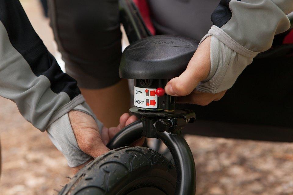 Беги, мама, беги: Тест-драйв детских колясок для бега. Изображение № 35.