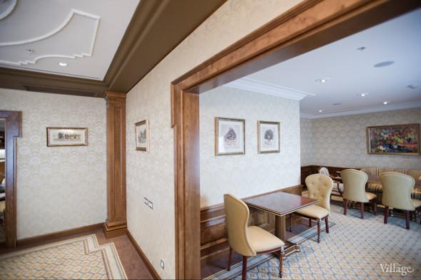 В Киеве открыли еще один пятизвездочный отель. Зображення № 8.