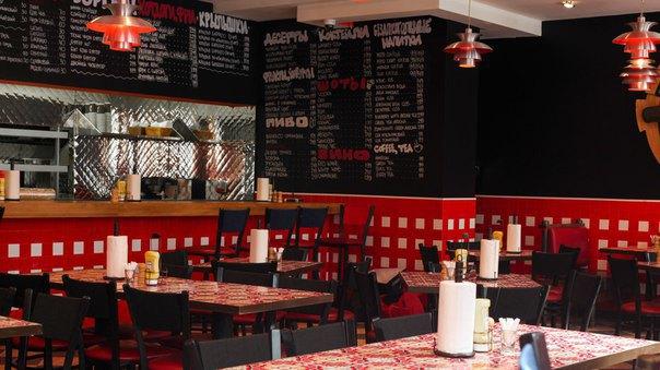 На месте «Советского дайнера» в Большом Черкасском переулке открылась бургерная The Burger Co. Изображение № 2.