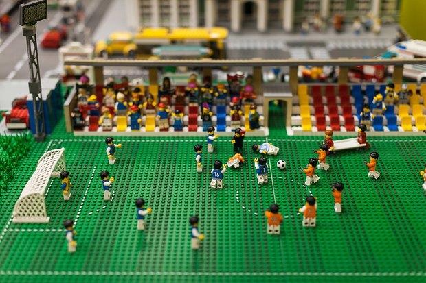 Фото дня: Как выглядит музей Lego в Петербурге. Изображение № 2.