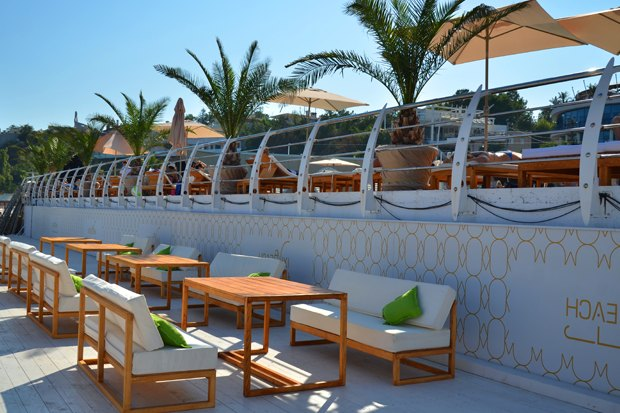 Новые места (Одесса): 5 ресторанов, баров и пляжных клубов. Зображення № 30.