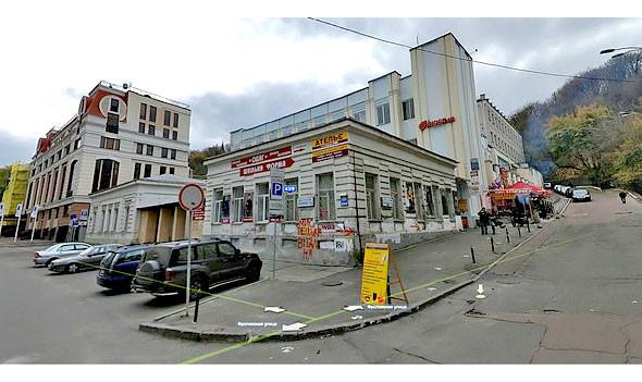 Владелец ЦУМа построит возле Андреевского спуска деловой центр. Зображення № 5.