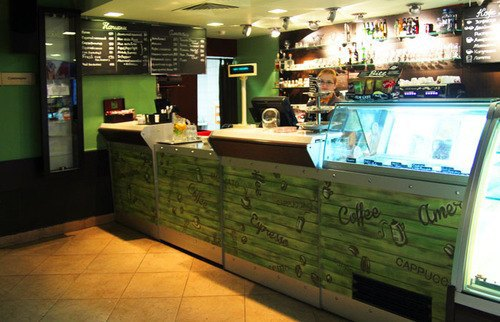 «Идеальная чашка» обновит все свои кофейни. Изображение № 3.