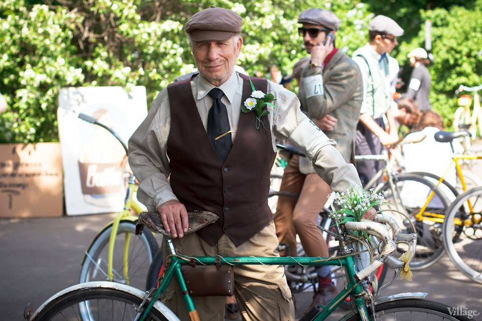 Люди в городе: Какпрошёл второй Tweed Ride. Изображение № 21.