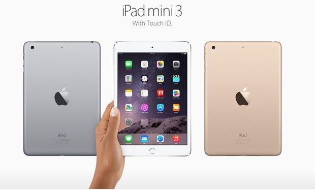 Apple представила новые iPad иiMac. Изображение № 2.