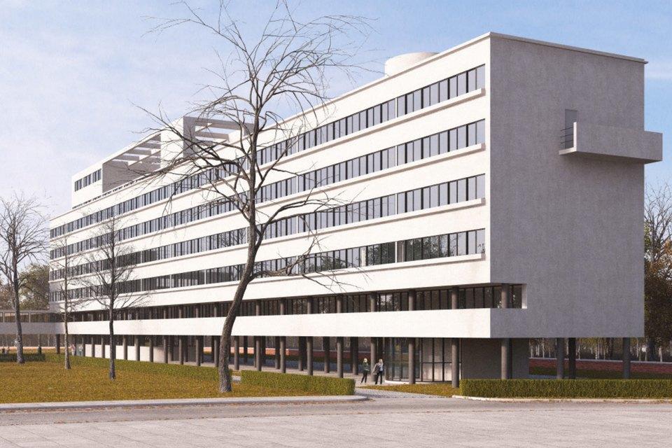 Архитекторы Kleinewelt Architekten: «ДомНаркомфина будет открыт для всех». Изображение № 27.