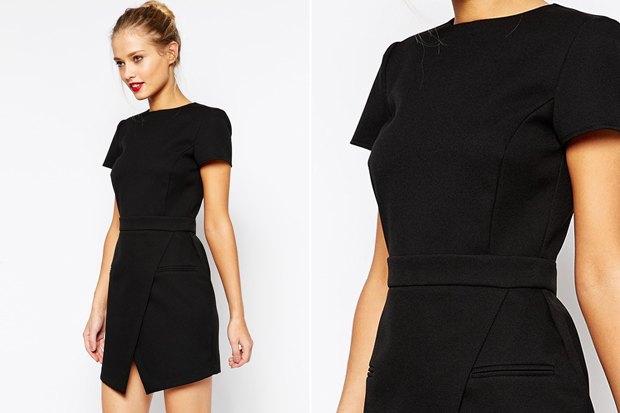 Где купить маленькое чёрное платье: 9вариантов от 2до 22тысяч рублей. Изображение № 6.