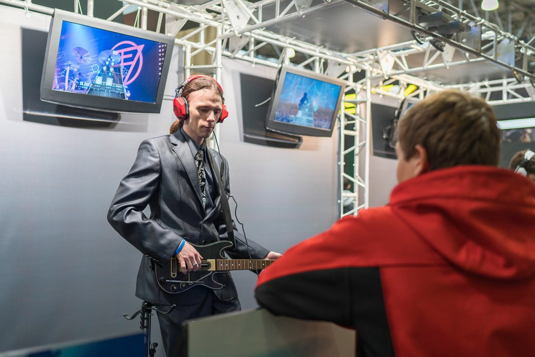 Фрики и гики: Как прошёл второй московский Comic Con. Изображение № 26.